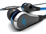 SMS by 50 cent Street by 50 - Black In-ear