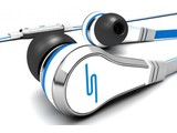 SMS by 50 cent Street by 50 - White In-ear