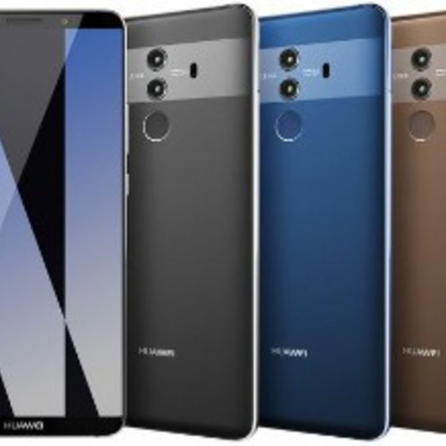 AI krijgt een kick-off bij de Huawei Mate 10