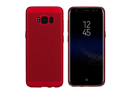 Colorfone BackCover Holes J7 2016 Red