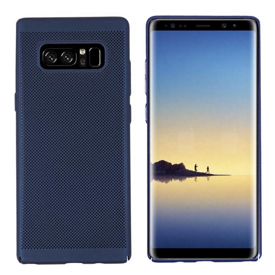 BackCover Holes Samsung Note 8 Blauw
