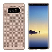 BackCover Holes Samsung Note 8 Goud
