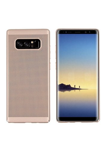 Colorfone Holes Note 8 Goud