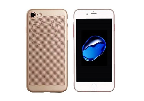 Colorfone BackCover Holes P10 Rose Gold