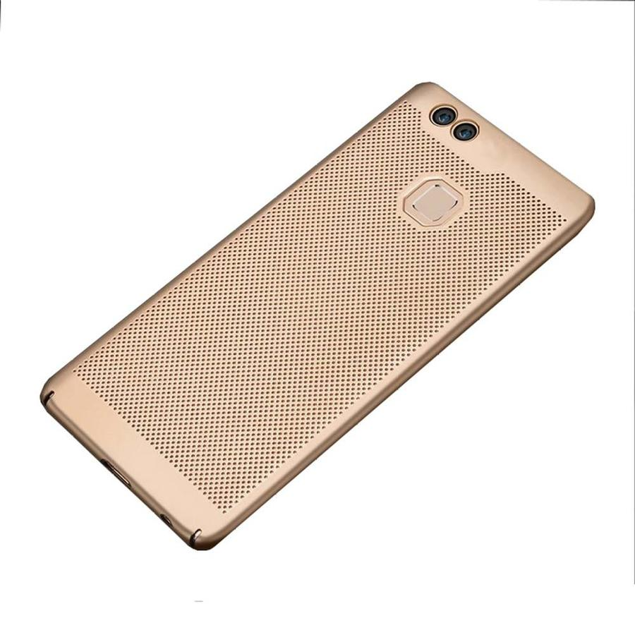 BackCover Holes Huawei P10 Lite Goud
