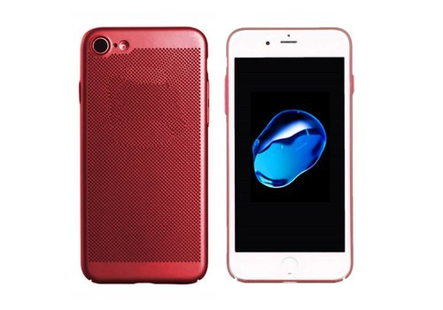 Colorfone BackCover Holes P10 Red