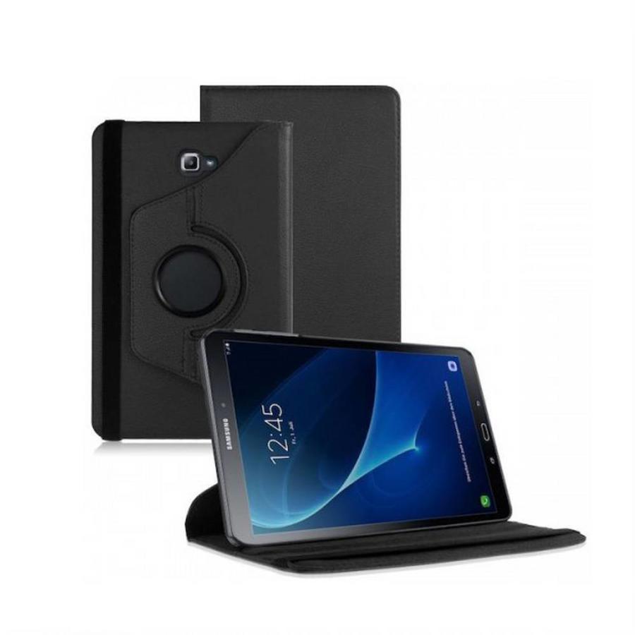 Hoesje 360 Twist Samsung Galaxy Tab A 10.1 2016 Zwart