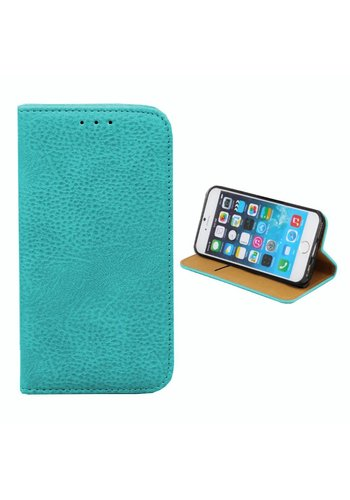Colorfone Book PU iPhone 6/6S Turquoise