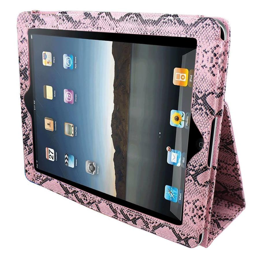 Pokrowiec Business Color Nowy iPad (iPad 2/3/4) Serpentine Pink