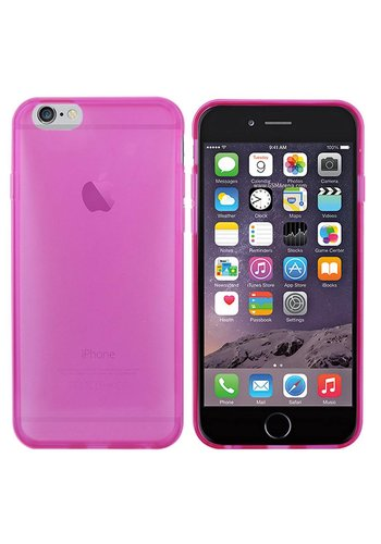 Colorfone CoolSkin3T iPhone 6 Tr. D. różowy