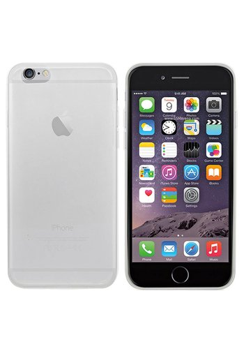 Colorfone CoolSkin3T iPhone 6 Tr. Wit