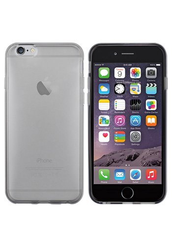 Colorfone CoolSkin3T iPhone 6 Tr. Zwart