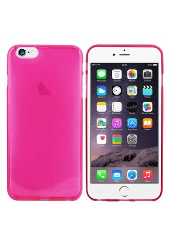 Colorfone CoolSkin3T iPhone 6 Plus Tr. D. różowy