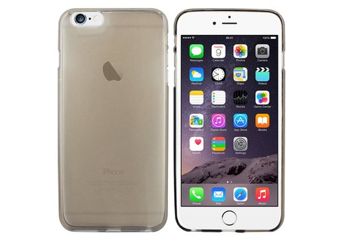 Colorfone CoolSkin3T iPhone 6 Plus Tr. Black
