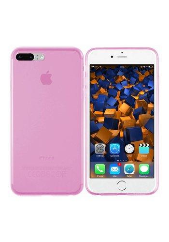 Colorfone CoolSkin3T iPhone 8 Plus / 7 Plus Tr. Różowy