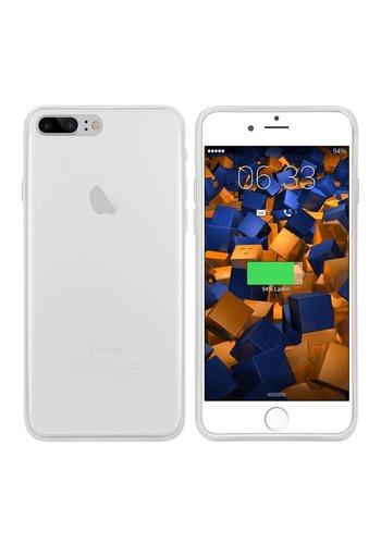 Colorfone CoolSkin3T iPhone 8 Plus/7 Plus Tr. Wit