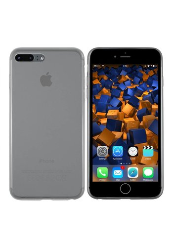 Colorfone CoolSkin3T iPhone 8 Plus/7 Plus Tr. Zwart