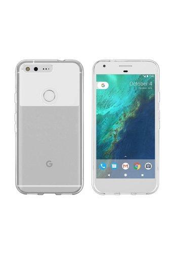 Colorfone CoolSkin3T Google Pixel Tr. Wit
