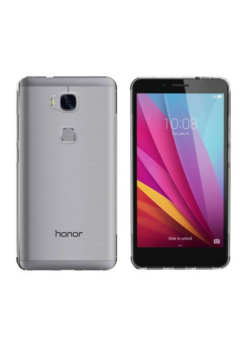 Colorfone CoolSkin3T Honor 5X Tr. Wit