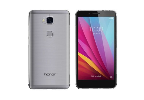 Colorfone CoolSkin3T Honor 5X Tr. White