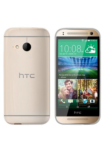 Colorfone CoolSkin3T HTC One Mini 2 Tr. Wit