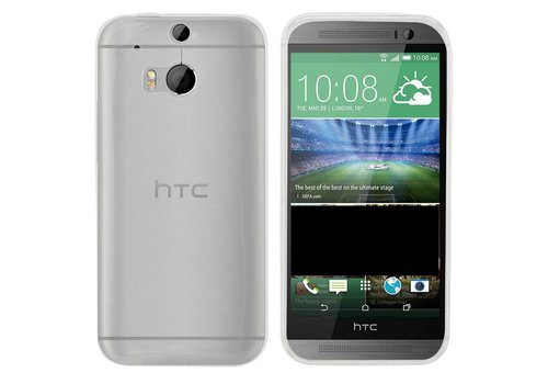 Colorfone CoolSkin3T HTC One M8 / M8s Tr. White