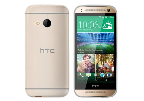 Colorfone CoolSkin3T HTC One M9+ Tr. White