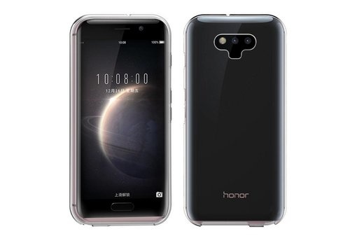 Colorfone CoolSkin3T Honor Magic Tr. Wit