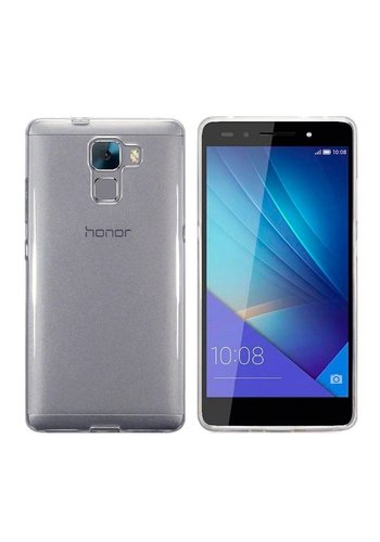 Colorfone CoolSkin3T Honor 7 Tr. Wit