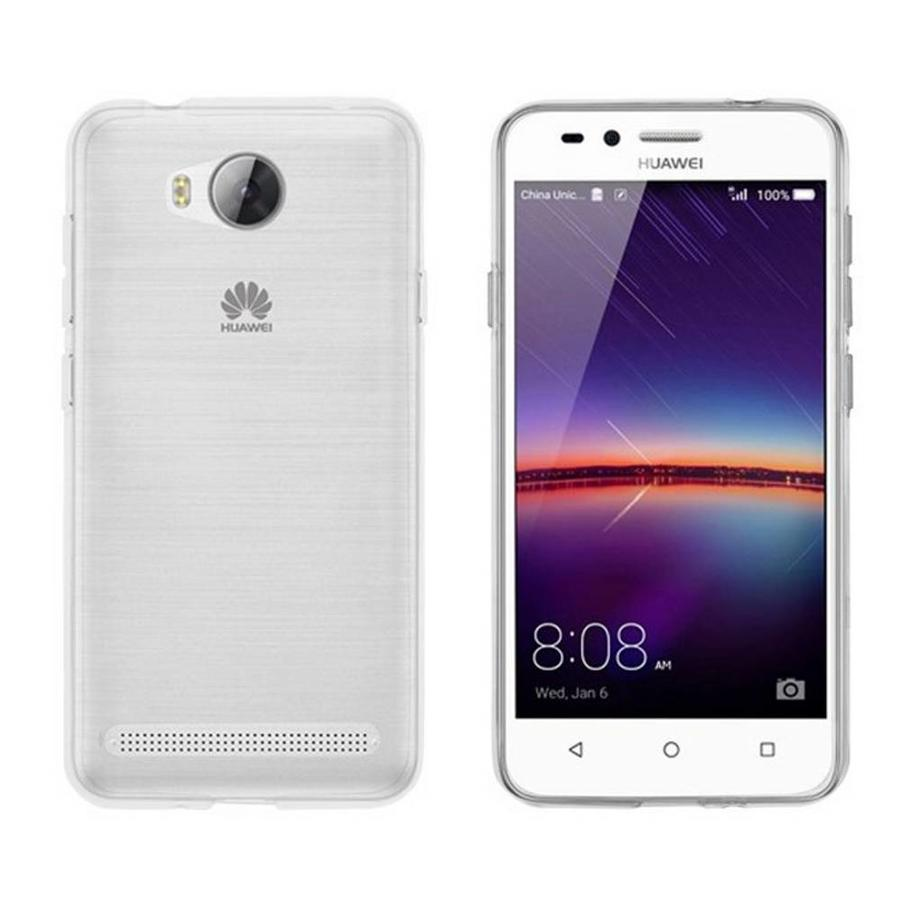 CoolSkin3T case for Huawei Y3 II Tr. White