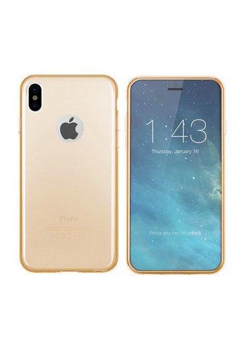 Colorfone CoolSkin3T iPhone X / Xs Tr. złoto