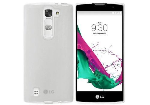 Colorfone CoolSkin3T LG G4c/ Magna Tr. Wit
