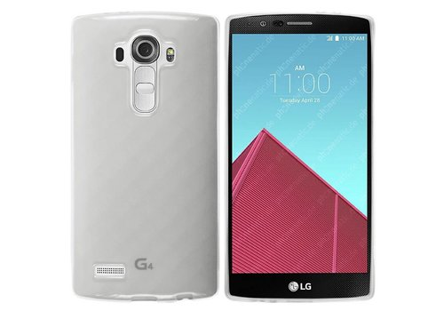 Colorfone CoolSkin3T LG G4 Tr. Wit