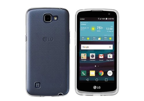 Colorfone CoolSkin3T LG K4 Tr. Wit