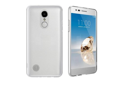 Colorfone CoolSkin3T LG K8 2017 Tr. White