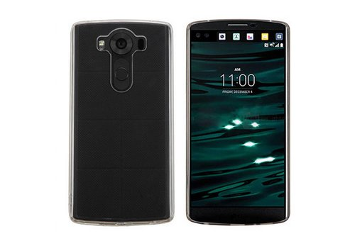 Colorfone CoolSkin3T LG V10 Tr. Weiß