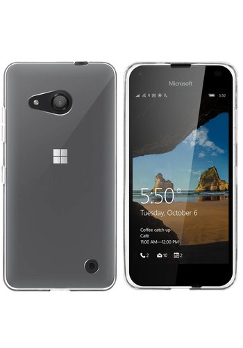 Colorfone CoolSkin3T Lumia 550 Tr. Wit
