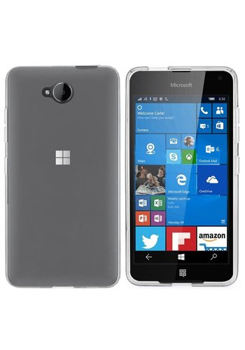 Colorfone CoolSkin3T Lumia 650 Tr. Wit