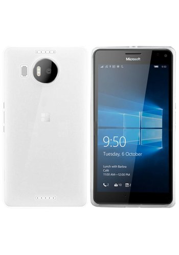 Colorfone CoolSkin3T Lumia 950 XL Tr. Wit