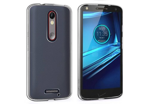 Colorfone CoolSkin3T Moto X Force Tr. White