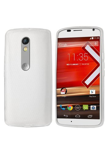 Colorfone CoolSkin3T Moto X Style Tr. Weiß