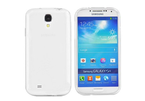 Colorfone CoolSkin3T i9500 S4 Tr. Wit