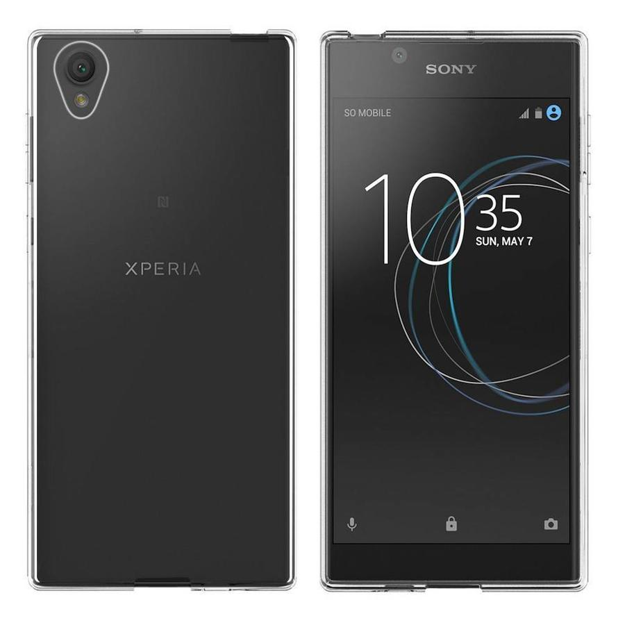 CoolSkin3T case for Sony Xperia L1 Tr. White