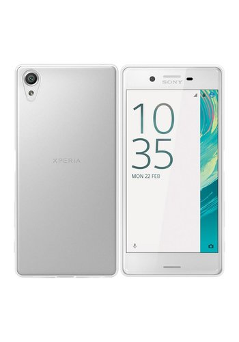 Colorfone CoolSkin3T Xperia X Tr. Wit