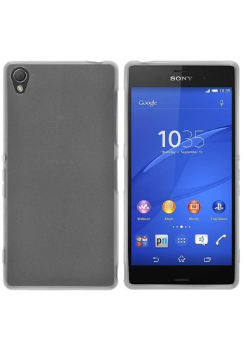 Colorfone CoolSkin3 Xperia Z3 Tr. Wit