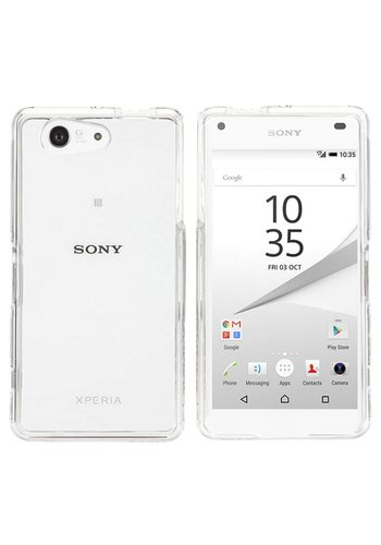 Colorfone CoolSkin3T Xperia Z5 Compact Tr. Wit