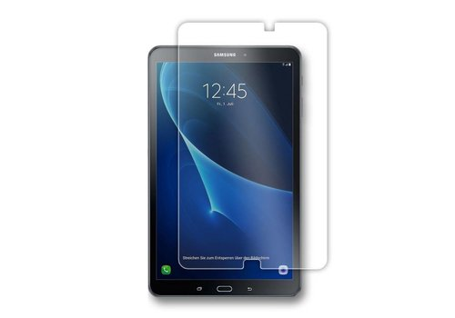 Colorfone Glass Tab A 10.1 2016 Transparant