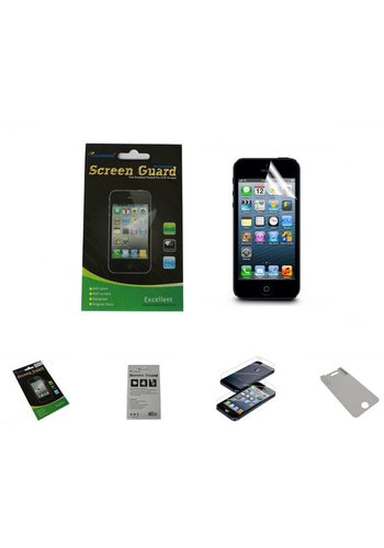 Colorfone Screenprotector Clear i9600 S5/S5 Plus