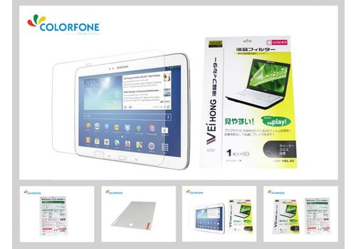 Colorfone Screenprotector Clear NotePro 12.2""