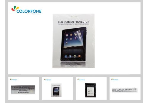 Colorfone Screenprotector Clear P1000 Tab 7
